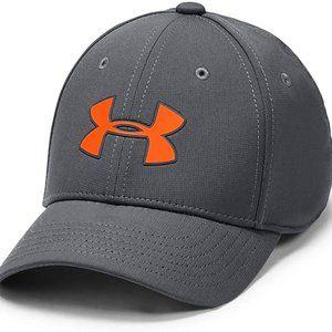 Under Armour Headline 3.0 Logo Fitted Baseball Cap